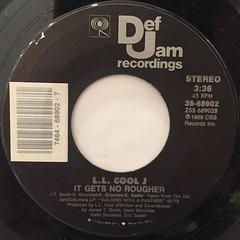L.L. COOL J:I'M THAT TYPE OF GUY(LABEL SIDE-B)