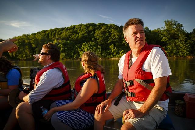 River Boat Crew