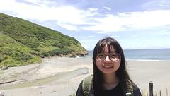 超級好天氣#花蓮#牛山呼庭#台11線#沙灘#海#石頭#陽光#熱辣辣#Hualian#sky#beach#mountain#hot#sea