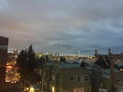 Seattle Skyline from Eastlake