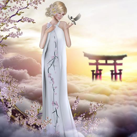 dragon geisha morph