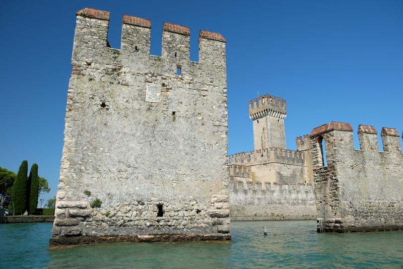 Rocca Scaligera, Scaliger Castle