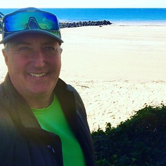 #biblejoe #bundaberg #beach #queensland #bargara #biblejoeselfie  Another glorious day to spend at work...couple hours free to visit Bargara...it's worth the drive