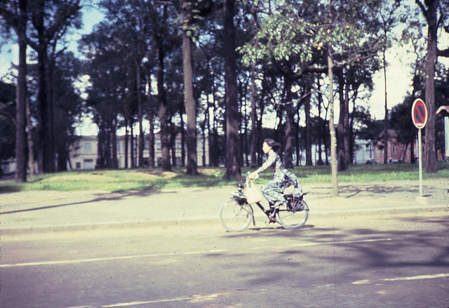 SAIGON 1965 - Pasteur Street - Photo by Dale Ellingson