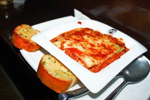Chicken Lasagna At Toit