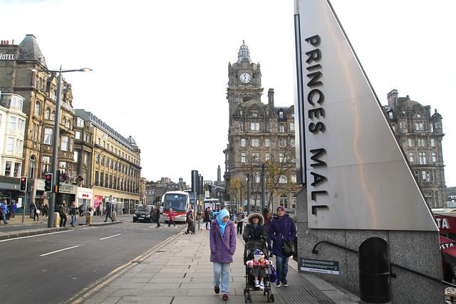 UK Autumn Trip - Edinburgh City