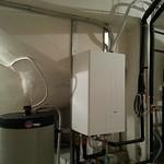 Αντικατάσταση Λέβητα Πετρελαίου με Αντλία Θερμότητας Αέρος-Νερού