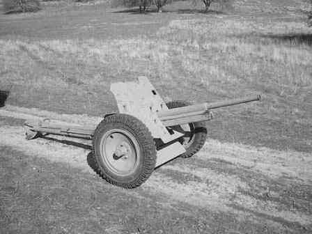 Antitanque Pak de 37 mm