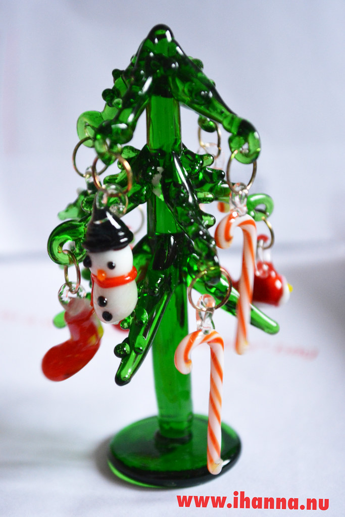 Glass Christmas Tree from Venice