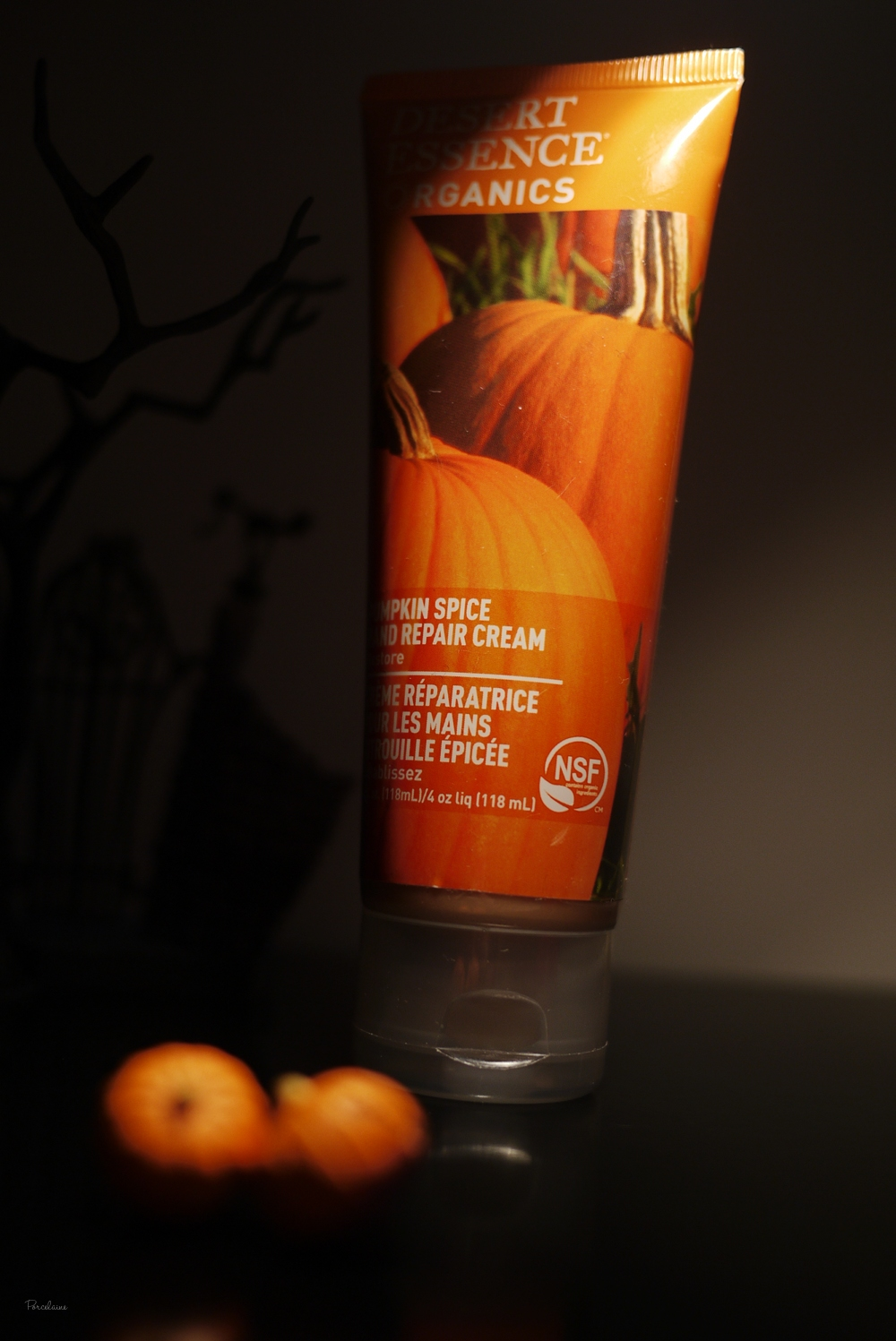desert essence pumpkin hand cream