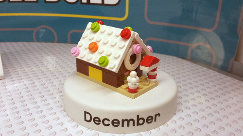 LEGO December 2014 Monthly Mini Build