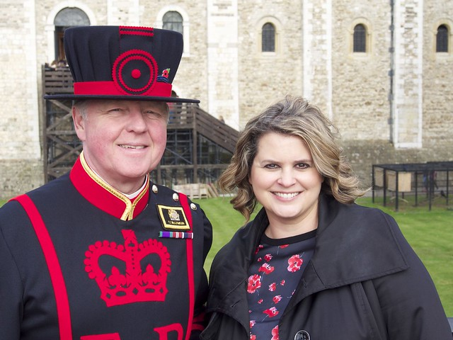 Yeoman Warder, Beefeater, Tower of London, London, England, travel