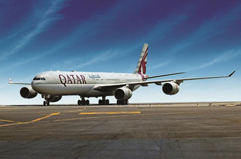 Qatar Airways A340-600 (Qatar Airways)