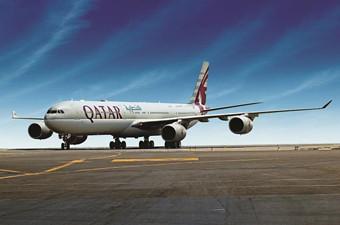 Qatar Airways A340-600 (Qatar Airways)