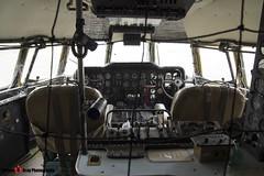 N422AU - 15937 - Erickson Air-Crane - Aero Spacelines 377MG Mini-Guppy - Tillamook Air Museum - Tillamook, Oregon - 131025 - Steven Gray - IMG_7949