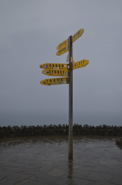 Cape Reinga - directions