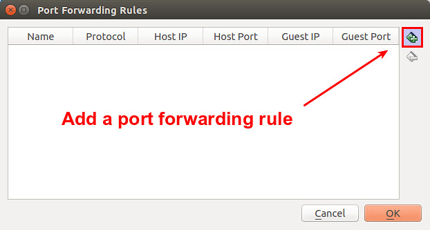 How to access a NAT guest from host with VirtualBox - Ask