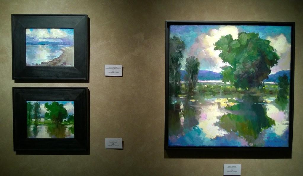 Janice Kirstein's Paintings