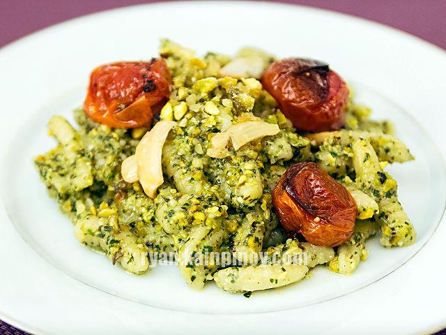 Cavatelli Pasta with Pistachio Pestocopy2