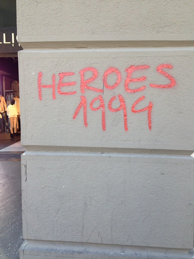 heroes 1994