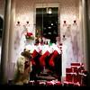 Christmas,  Baccarat style. #Paris #ChristmasInParis  #SantaBaby