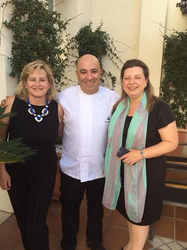 Restaurante El Lago Marbella www.cocinandoentreolivos.com (2)