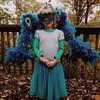 #peacock #Halloween #itssogoodtobeatessa
