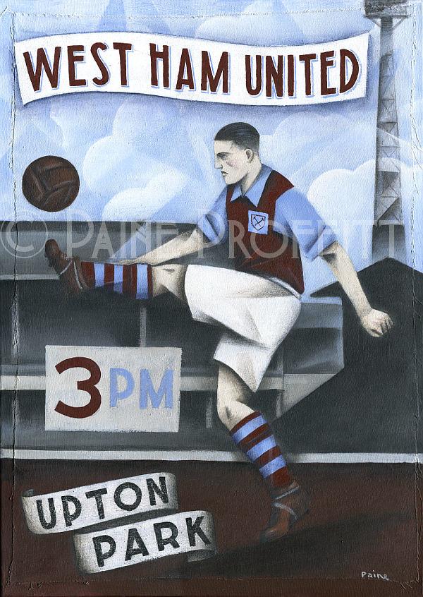 Proffitt - West Ham