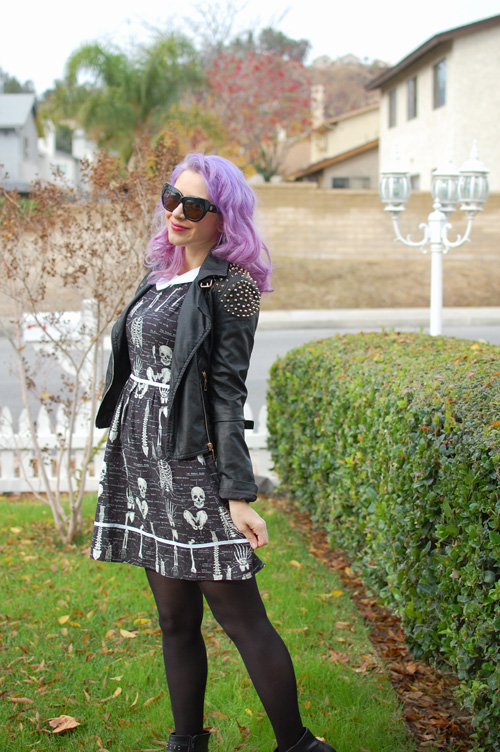Modcloth Folter Rad to the Bone dress 011