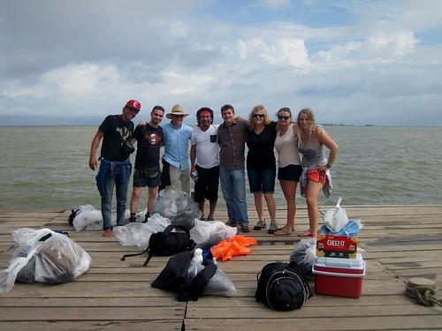 Hard Rock visits WhyHunger Partner in Panama