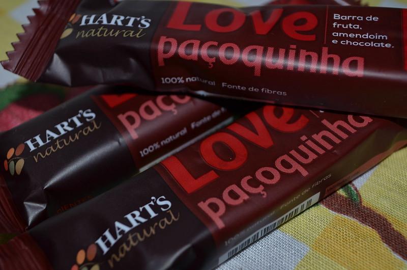 Produtos Hart's Natural – Love Paçoquinha