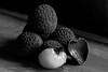 Black & White Challenge #4