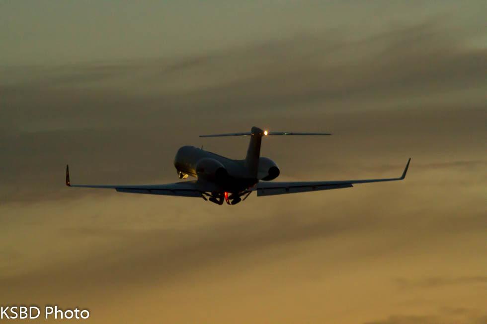 N356WW - GLF5 - Aerolineas Mas