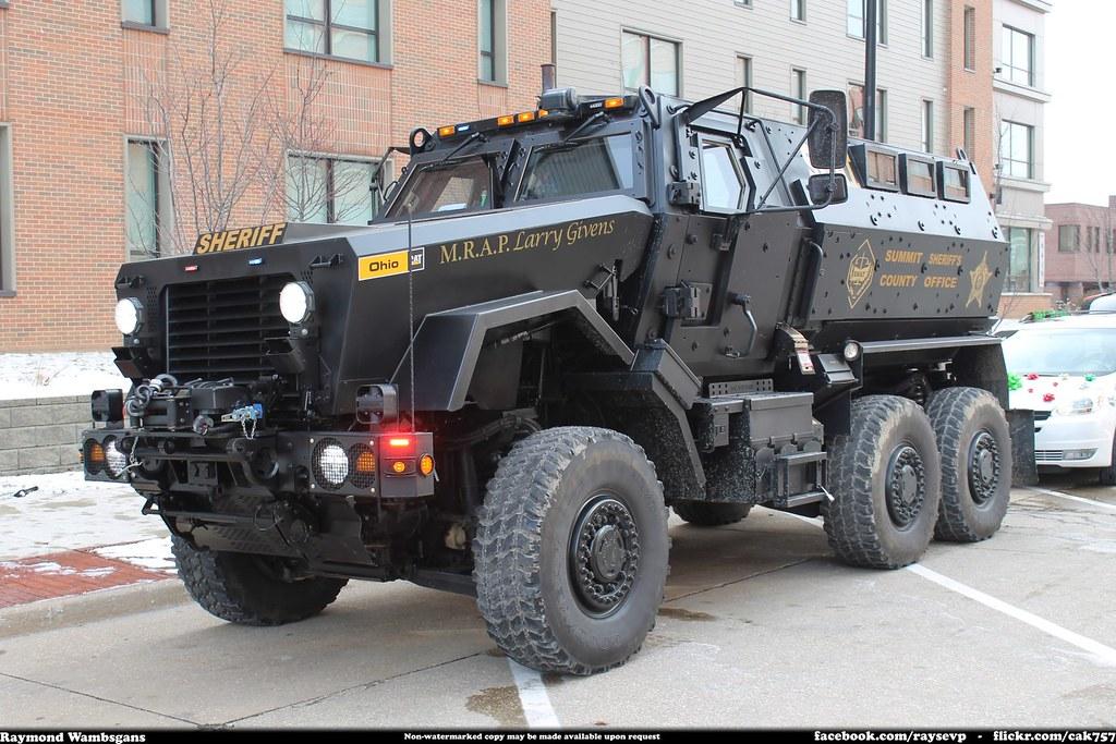 USA police photo