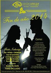 Ven a celebrar la nochevieja mas expectacular de asturias en Luarca. Donde hacer una nochevieja especial en Asturias.  Ven a Miramar Luarca a disfrutar de la mejor cena de fin de año.
