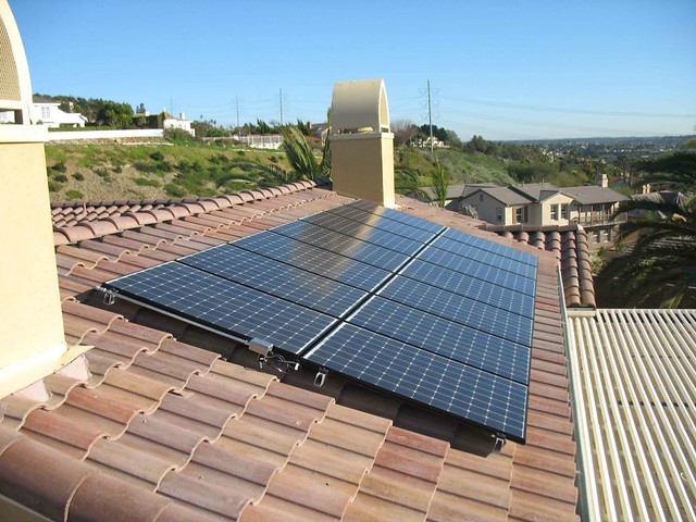 Cu nto cuesta realmente un sistema de energ a solar para mi casa diario ecologia - Paneles solares para abastecer una casa ...