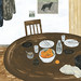 table by FUMI KOIKE