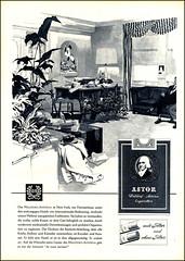 Astor Cigarettes