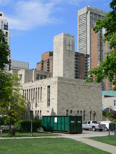 St Michaels Pumphouse, Toronto