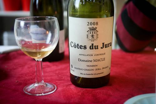 Wine revelation of the evening