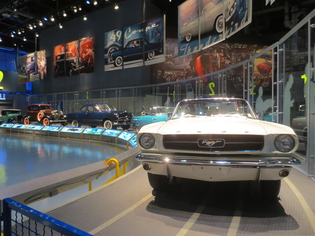 Ford Rouge Factory Tour Ring of Honor