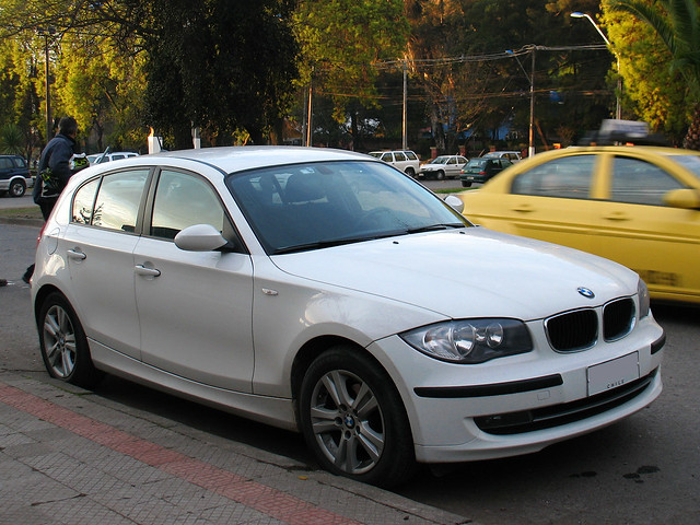 Image of 1-series (E87)