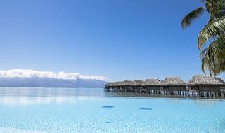 moorea sofitel la ora beach resort infinity pool