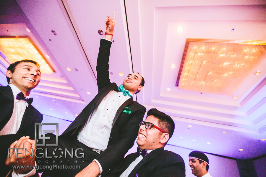 Atlanta Indian Wedding at Hilton Northeast