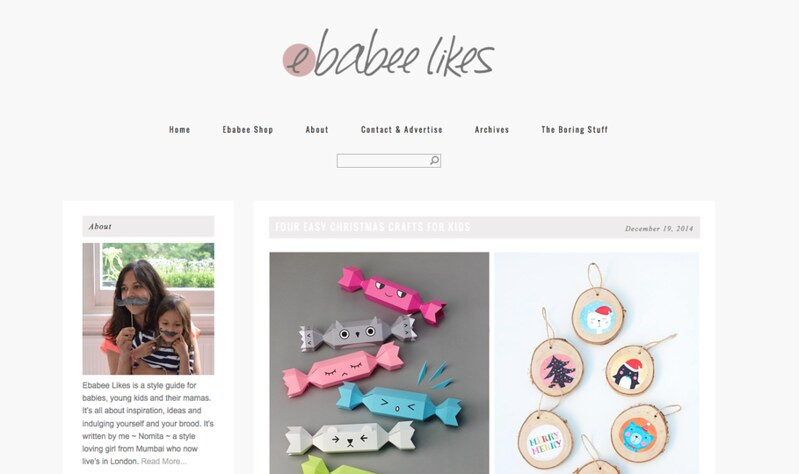 advent blog love // ebabee likes