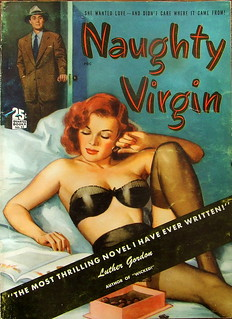 Naughty Virgin - Quarter Book - No 33 - Luther Gordon - 1949