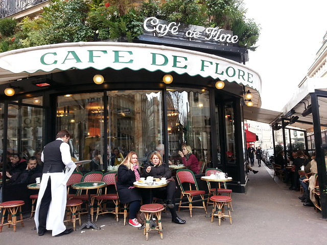 Café de Flore – Can You Belive it was My First Time There!
