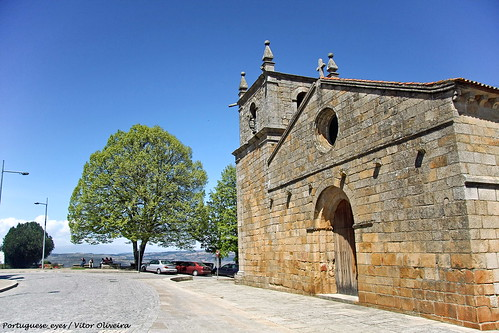 Igreja Matriz de Armamar - Portugal