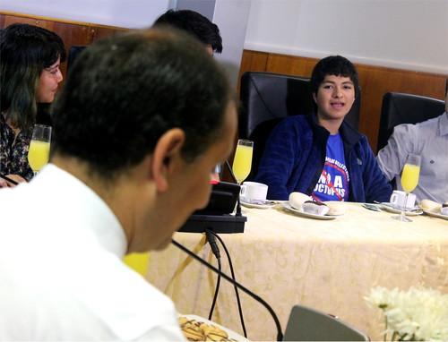 """""""Puntaje Nacional se opone al proyecto Octopus en la VIII Región"""