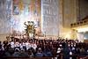 """""""dammi le anime, e toglimi il resto"""" (d. bosco) posted a photo:con il Coro Giovani&Universitari Don Bosco ad eseguire il nuovo inno a S. G. Bosco"""